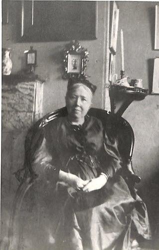 Mrs Frances Donaldson