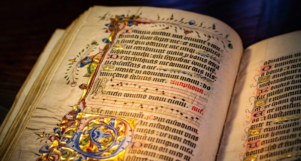 Boies Penrose II (Manuscript) Decorated ~ 1490-1520