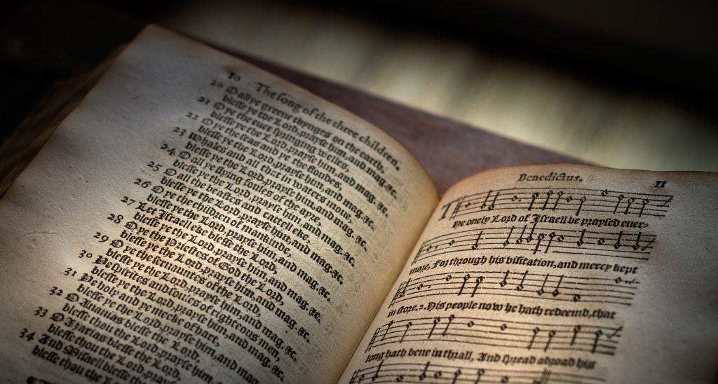Book of Common Prayer 1578
