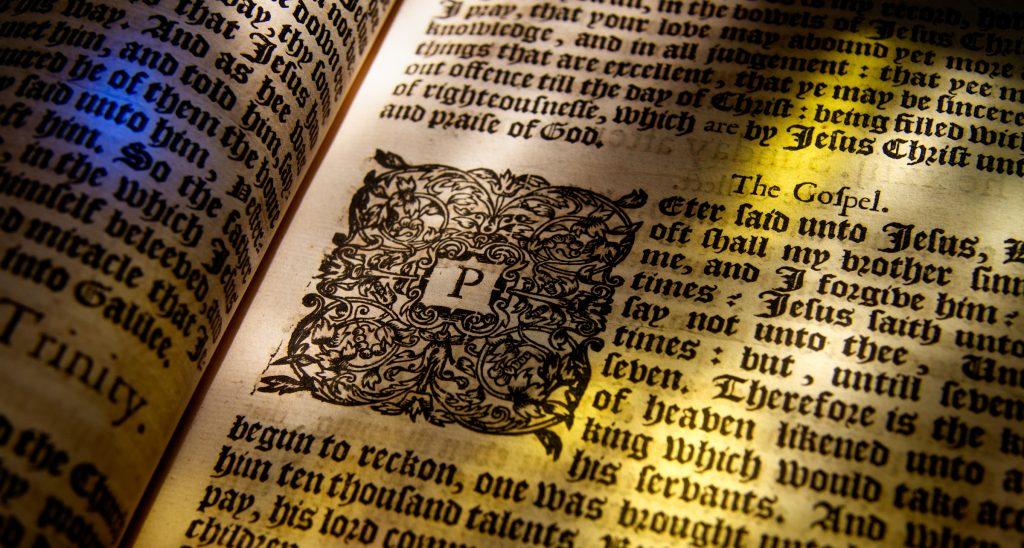 Book of Common Prayer (Scotland) ~ 1637