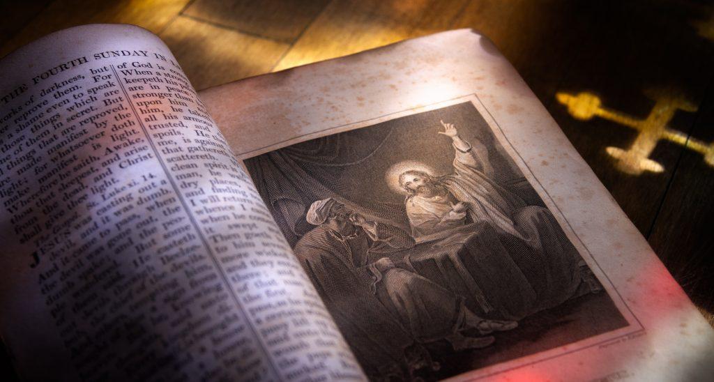 Book of Common Prayer (American) ~ 1834