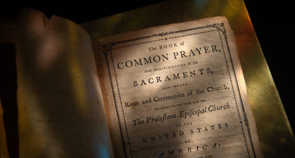 Book of Common Prayer (1st American) ~ 1790