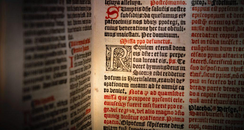 Sarum Breviary. London 1555.