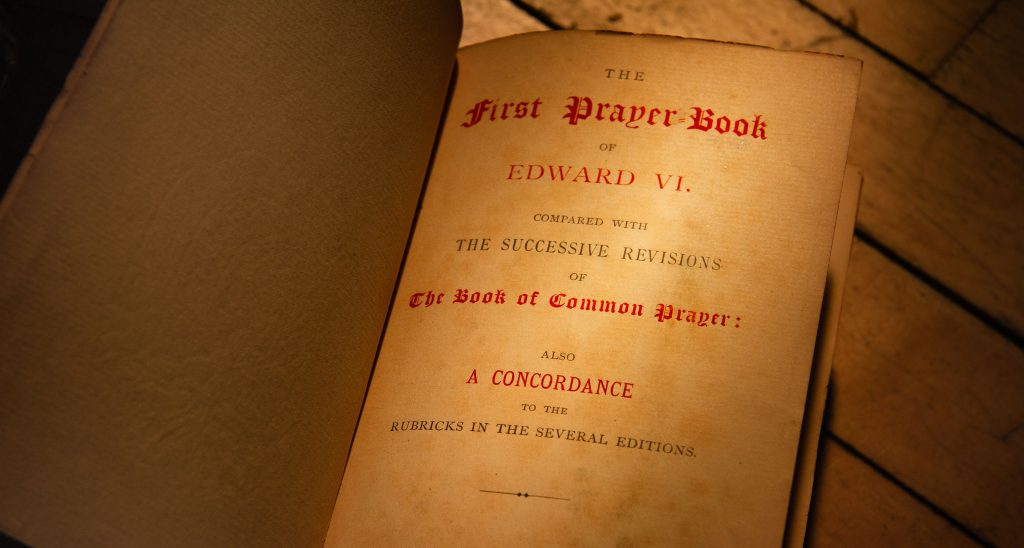 The First Prayer Book of Edward VI Compared with the Successive Revisions, 1877.