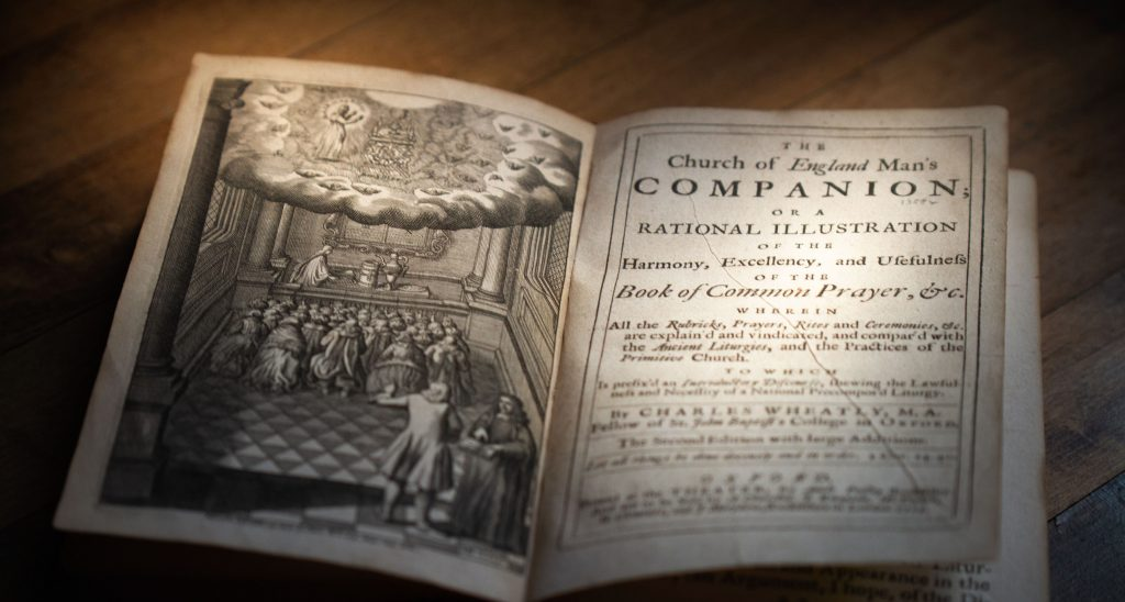 Church of England Man's Companion. 1714