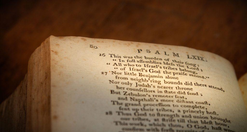 Book of Common Prayer (American). 1793